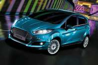 New fiesta sporty AT