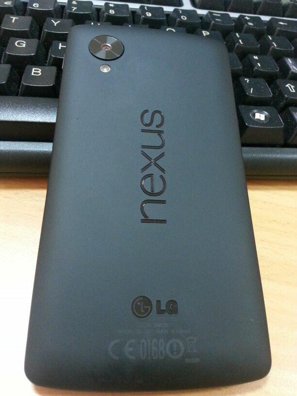 Nexus 5 32gb hitam