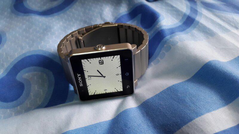 Sony Smartwatch 2 Silver