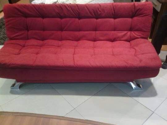 Terjual Jual Cepat Sofa Bed Informa Merah Murah Kaskus