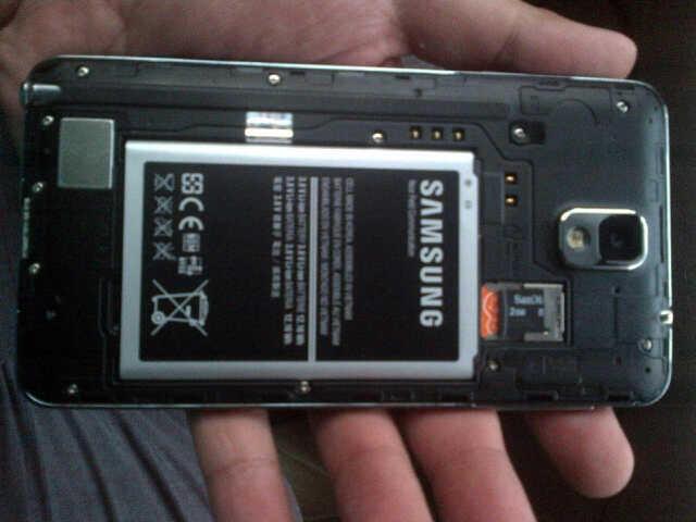 Galaxy Note 3 Mulus.............