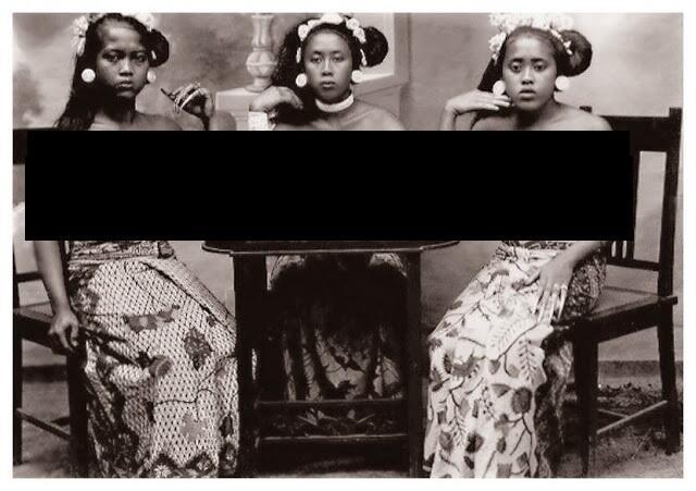kumpulan foto perempuan indonesia tempo dulu dari berbagai