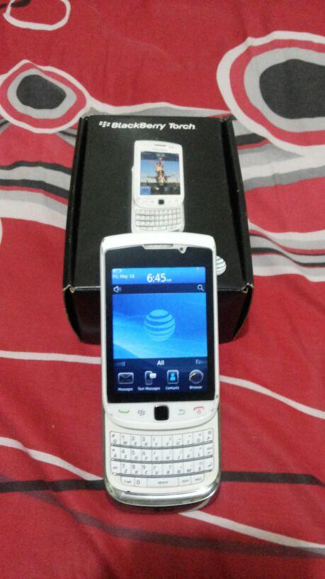 TORCH 9800 White EX WIFE ( Nego )