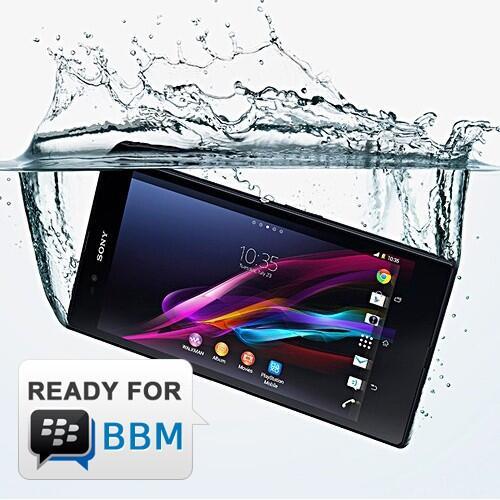 Sony Xperia Z Ultra - Black | Quad Core Qualcomm, Android v4.2 J
