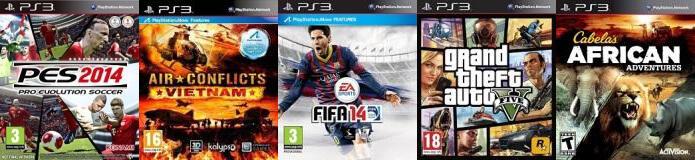 Jasa Isi Game PS3 dan UPGRADE CFW (DEPOK)