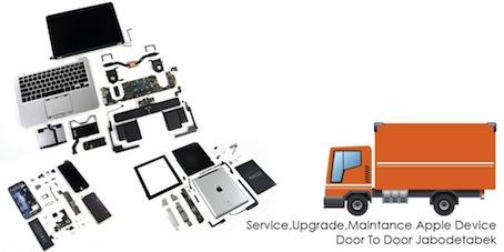 Service Mac - MacBook, MacBook Pro, iMac, Mac Pro dan Mac Air