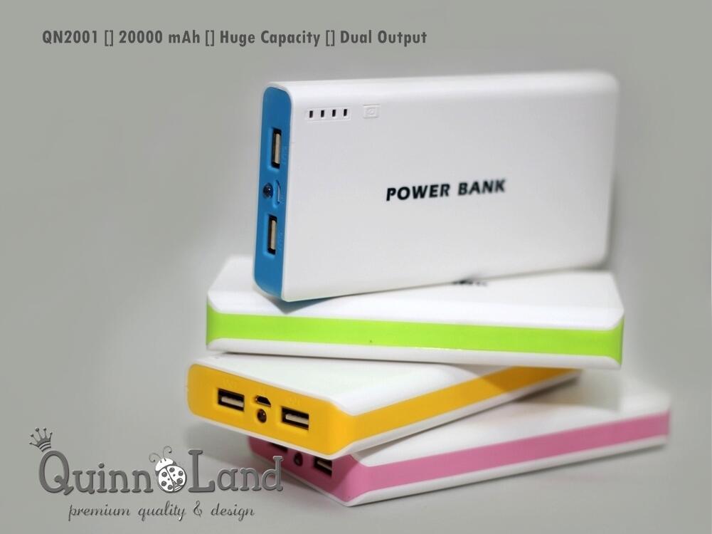 Power Bank Quinn 20.000mAh