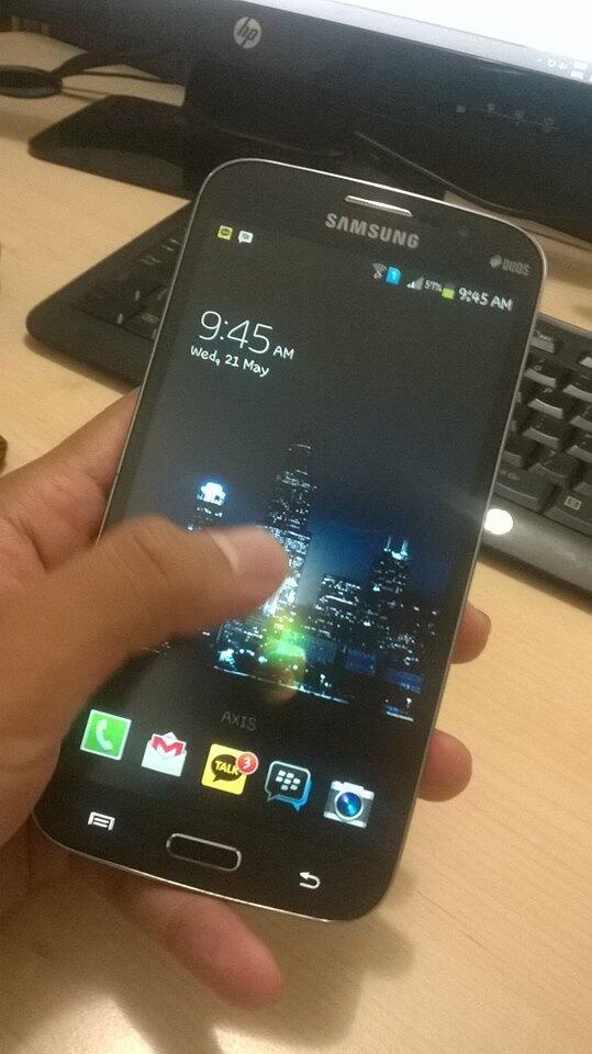 Jual Murah Samsung Galaxy Mega 58 Masih Garansi 5 Bulan Resmi