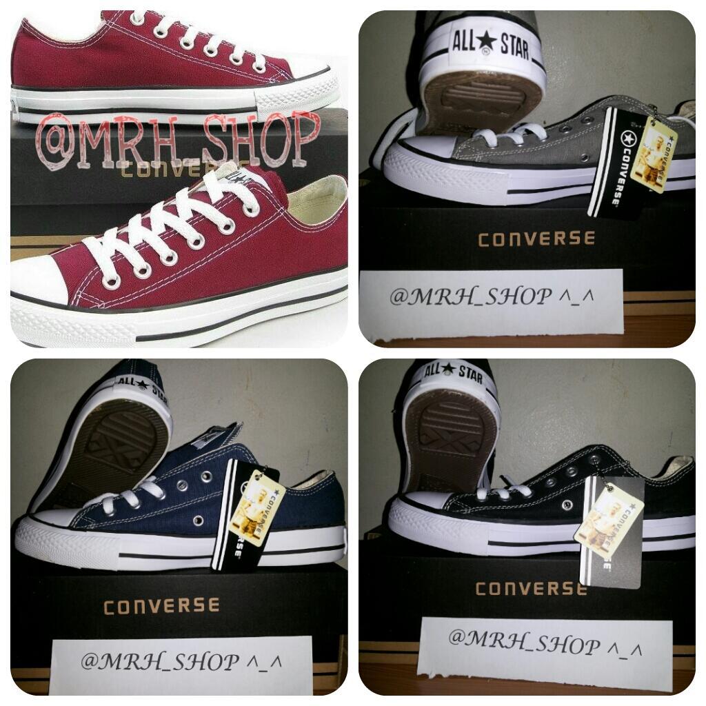 sepatu original converse all star made in indonesia