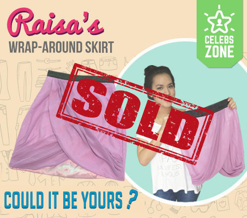 [Celebs Zone] Raisa - Could It Be Yours?