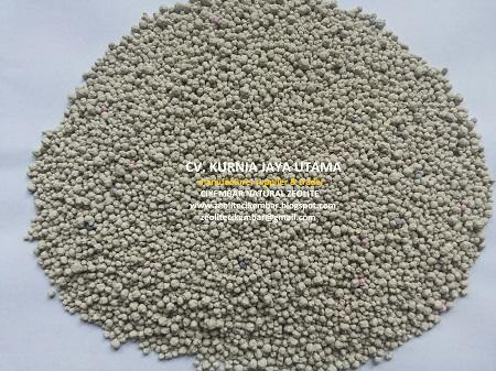 Zeolit (zeolite) mineral murah yang serbaguna
