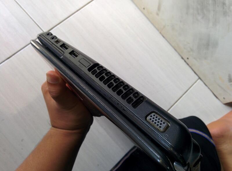 WTS TOSHIBA PORTEGE M800 Black