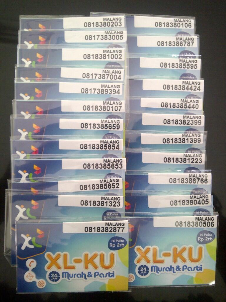 PERDANA XL 10 DIGIT MALANG UPDATE TGL 24 MEI 2014