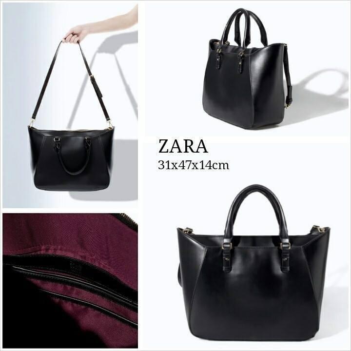 Terjual ORIGINAL BRANDED BAGS (ZARA f559b0e948