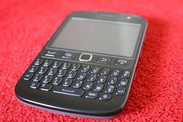 Blackberry Samoa 9720 Item Garansi Resmi Comtech 21 Bulan !! Istimewa Gan