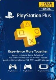 Sony Playstation Network (PSN) Card for PSVITA, PS3