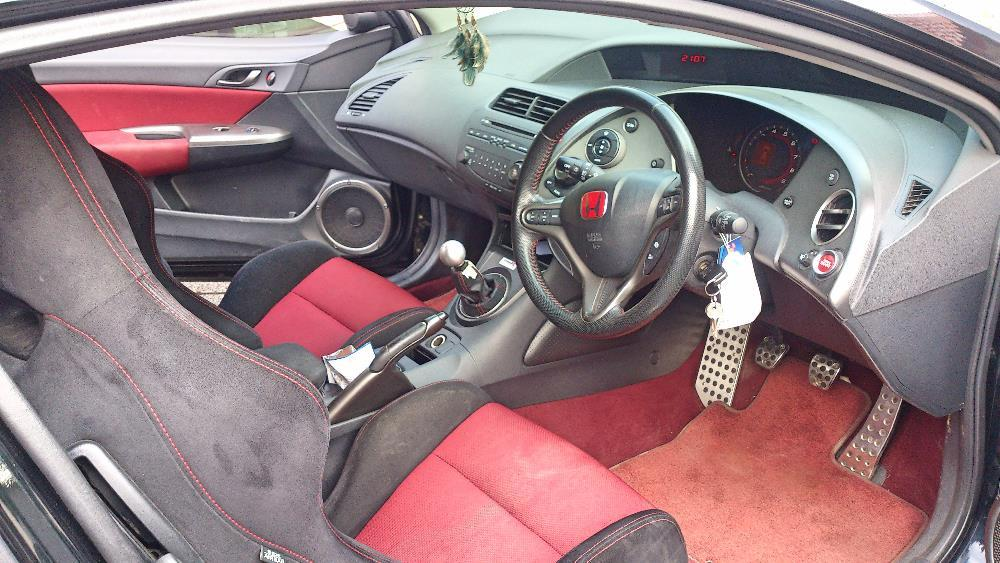 Honda Civic Type R Hatchback 2008