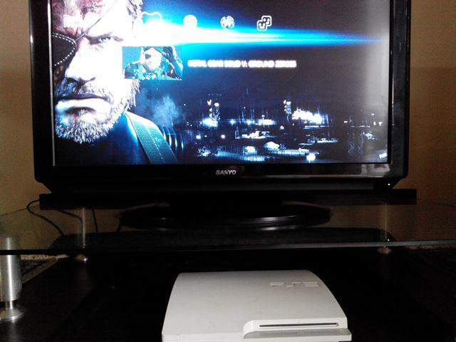 WANT TO SELL Playstation 3 OFW