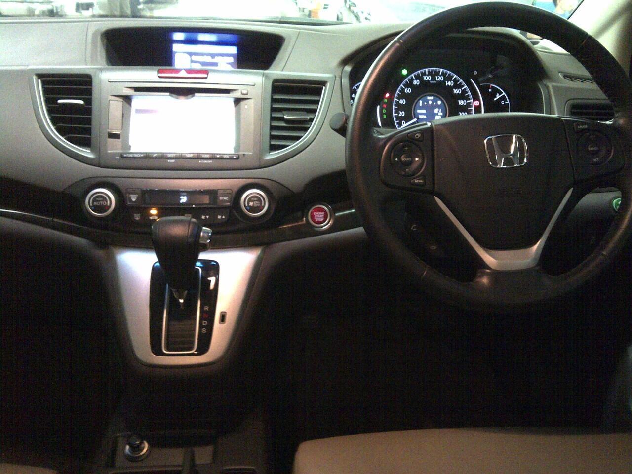Dijual : Honda All New CRV 2.4L Prestige A/T 2013 Black