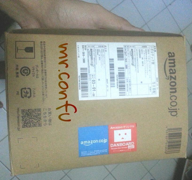 Revoltech Macross Valkyrie VF-1J (transformable), Danboard Mini Amazon.jp Version