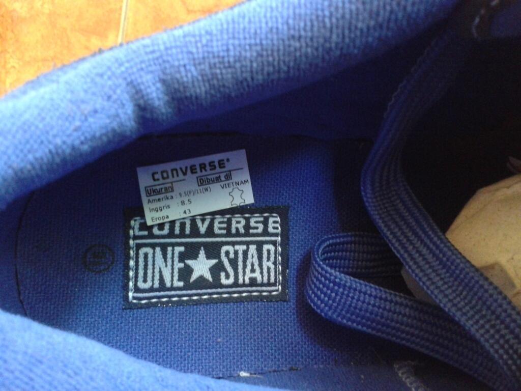 Sneakers Converse Skateboarding Murah Jogja