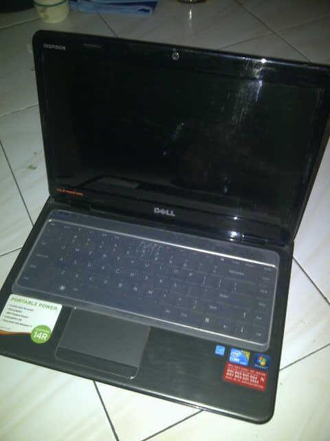 Dell Core i3 murah.. mulus.. fullset... check gan.....