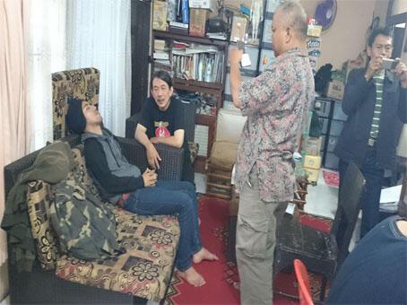 pelatihan hipnotis bandung belajar bergaransi,murah banyak bukti demo,foto