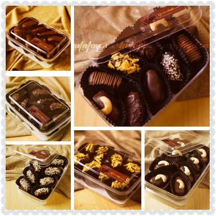 kurma lapis coklat