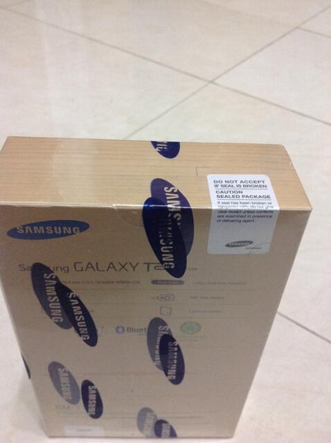 Samsung Galaxy TAB 3 WIFI BLACK