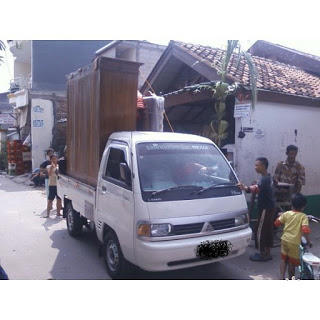JASA ANGKUTAN TAXI BARANG MUMER PURWOKERTO - BANYUMAS
