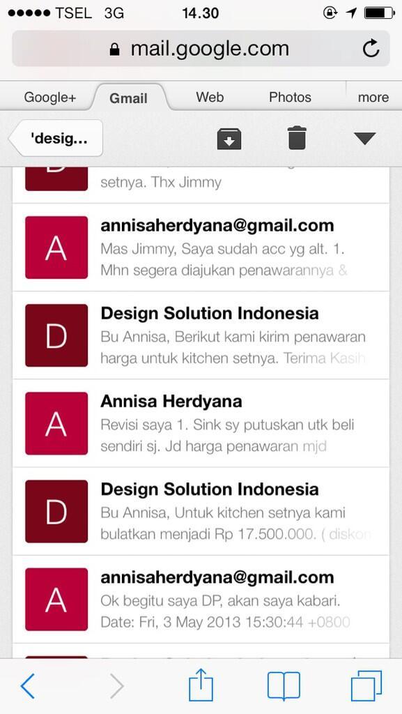 Help... Design solution indonesia dimanakah dirimuuu???