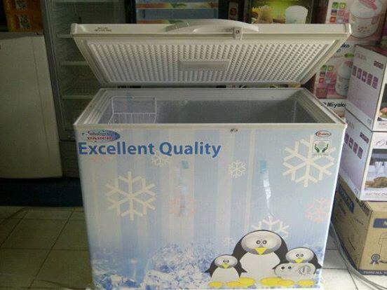 Chest Freezer Daimitzu Dic328VC