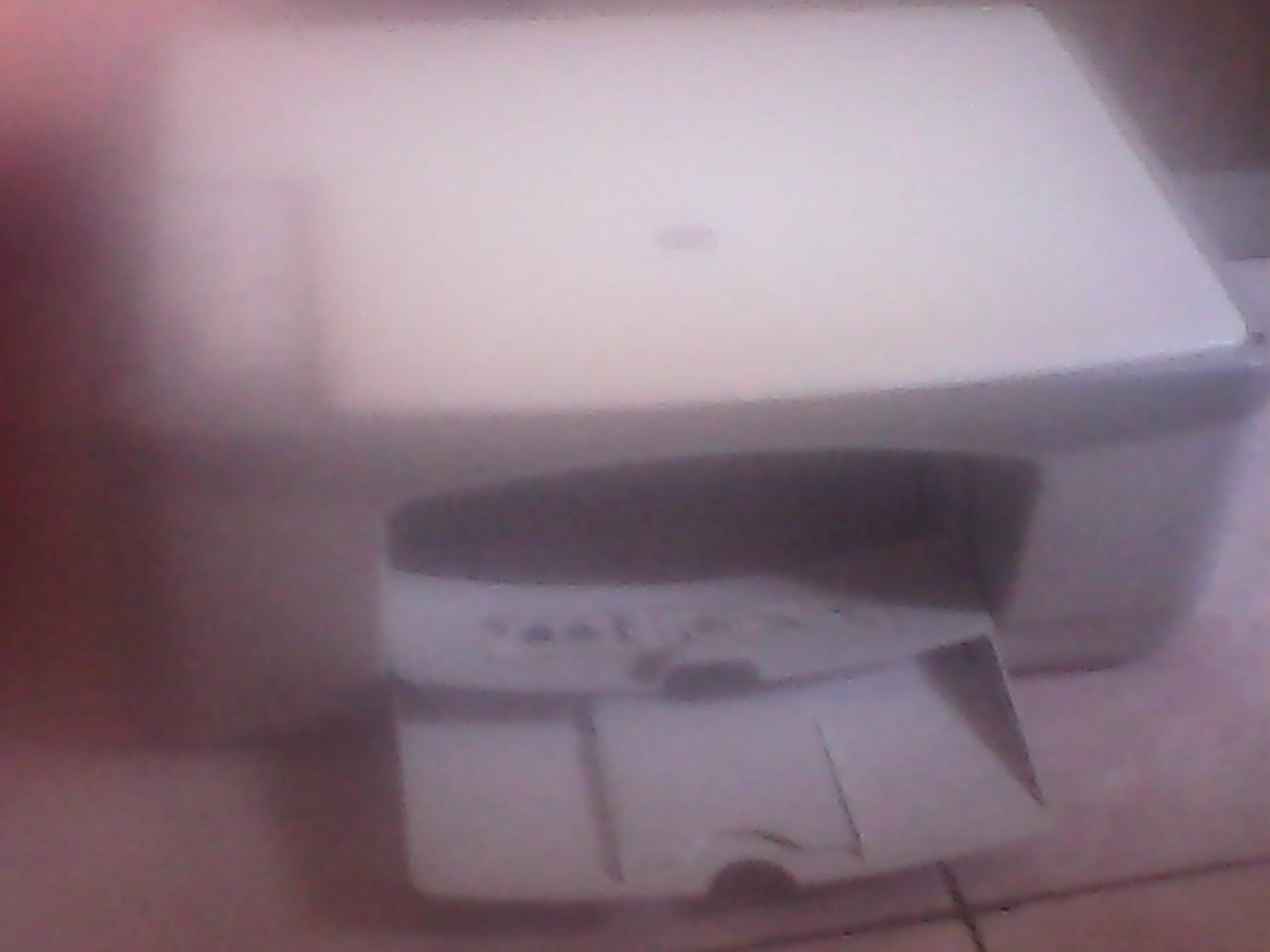 Printer Hp F2180 All-in-One /Hp f2100 series