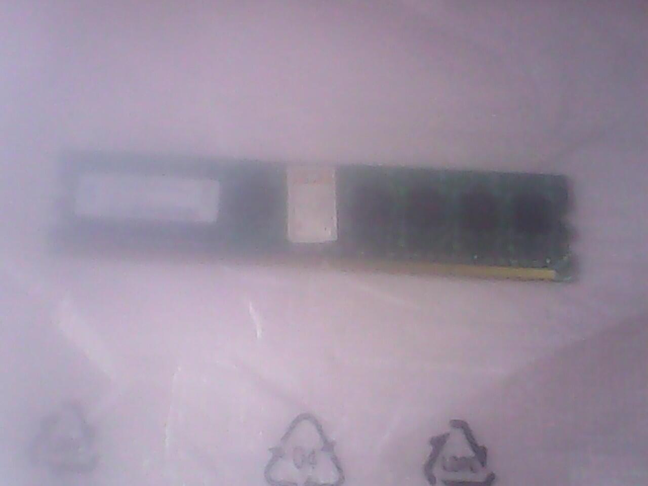 Ram DDR2 PC5300 1 GB