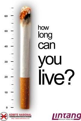 25 Poster Desain Kampanye Anti Rokok Yang Inspiratif Kaskus