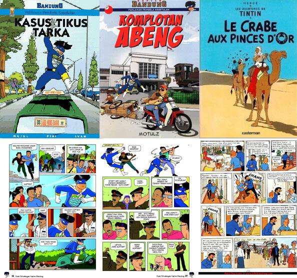 Komik Jadul Indonesia