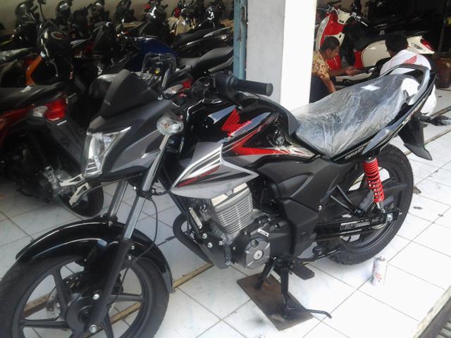 MOTOR HONDA VERZA CW CASH / KREDIT MURAH DI DEALER RESMI HONDA JAKARTA