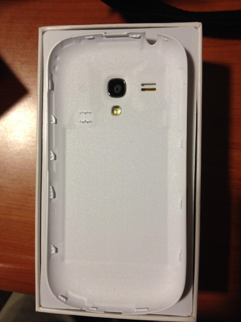 Galaxy S3 Mini white BNOB