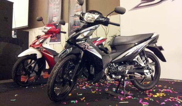 Oper Kredit Suzuki Shooter Fi Racing 2014 Like New