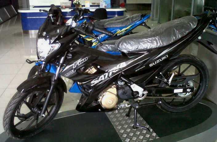 Suzuki Satria F150 ( Promo Kredit )