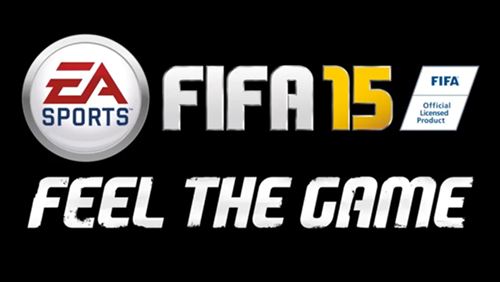 [Official] FIFA 15 - FEEL THE GAME | Powered by IGNITE engine