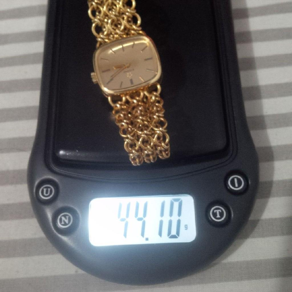 "FOR SALE ""ETERNA GOLD WACTH"" - VERY RARE ITEM!!!"