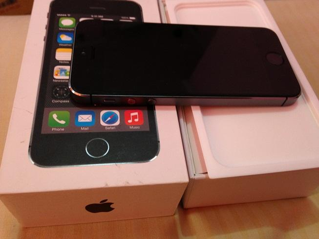 asli apple iphone 5s grey 16 dan 32 like new murah meriah