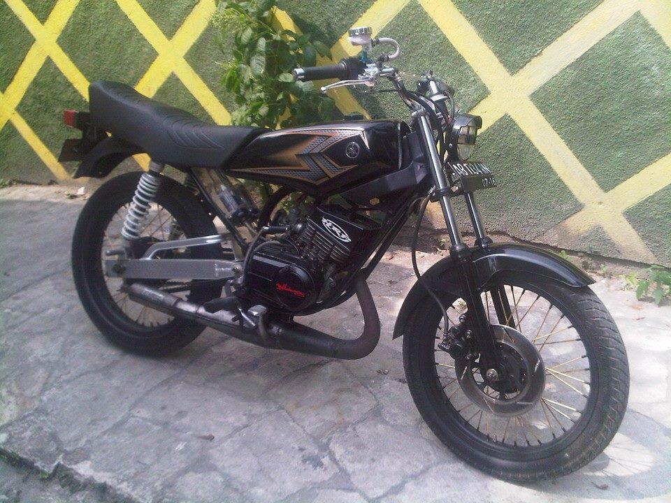 Terjual Yamaha Rx S Rasa King Modif 1990 Jogja Yogyakarta