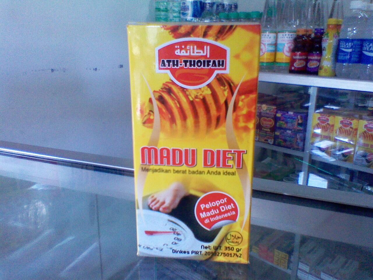 Terjual Madu Diet Ath Thoifah Agen Bandung Eceran Partai Reseller Cod