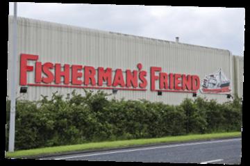 Sejarah permen Fisherman's Friend