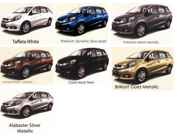 New Honda Mobilio Ready Stockkk