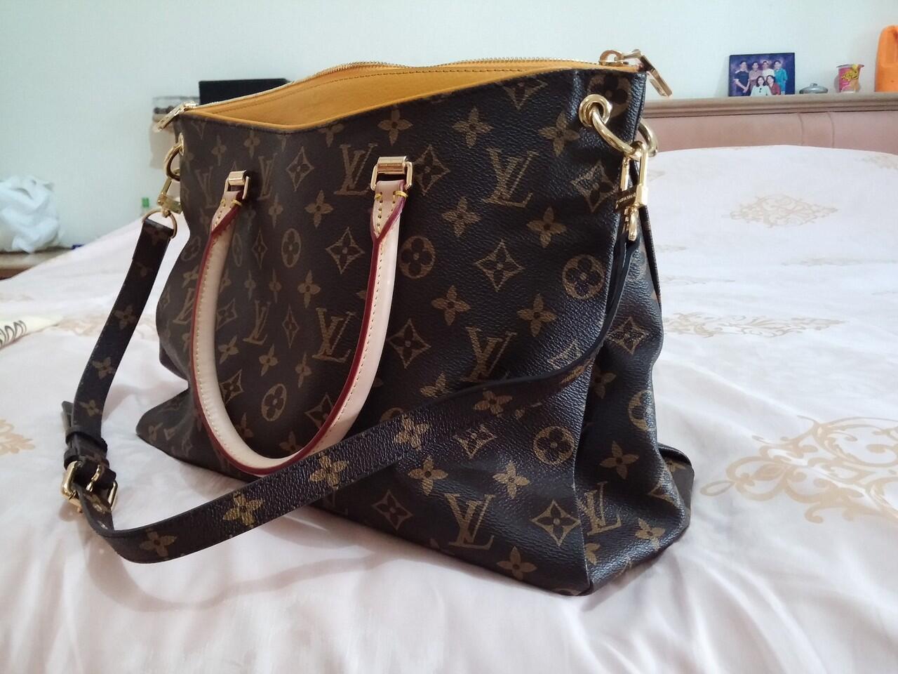Tas LV Louis Vuitton kw super 2nd mulus..!