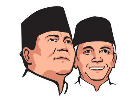 Adu Kreatif Pendukung Prabowo Hatta Vs Jokowi Jk Kaskus