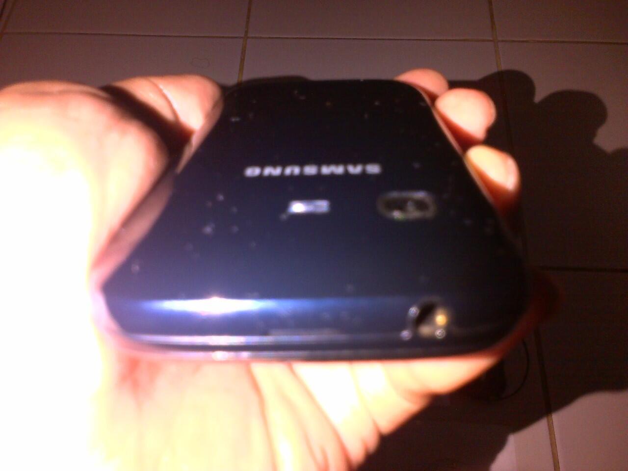 FS: Samsung Galaxy Ch@t GT-B5330 Ex. Garansi